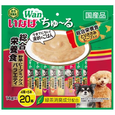 ちゅ~る 犬用 総合栄養食